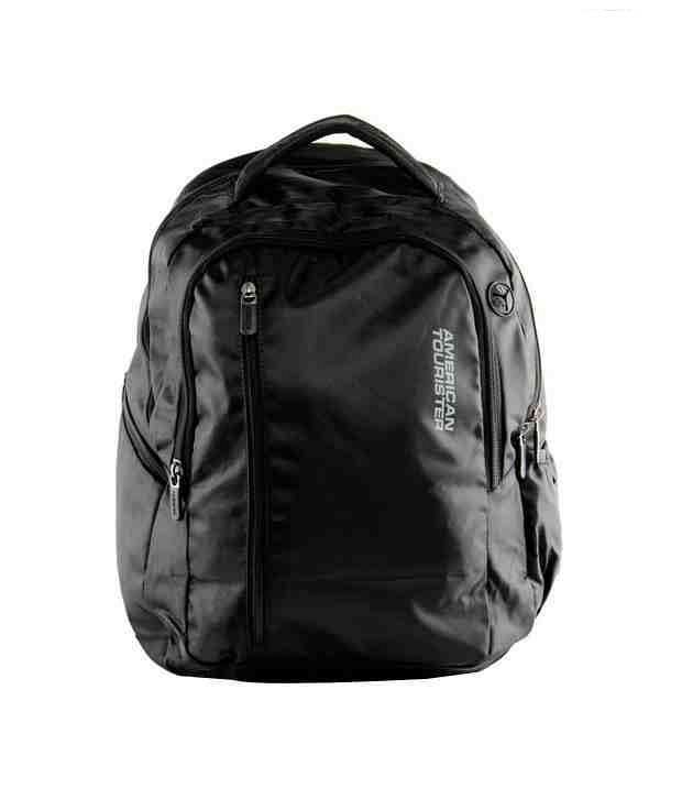 American Tourister Citi Laptop Backpack - Black