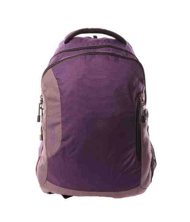 American Tourister Buzz Laptop Backpack - Purple