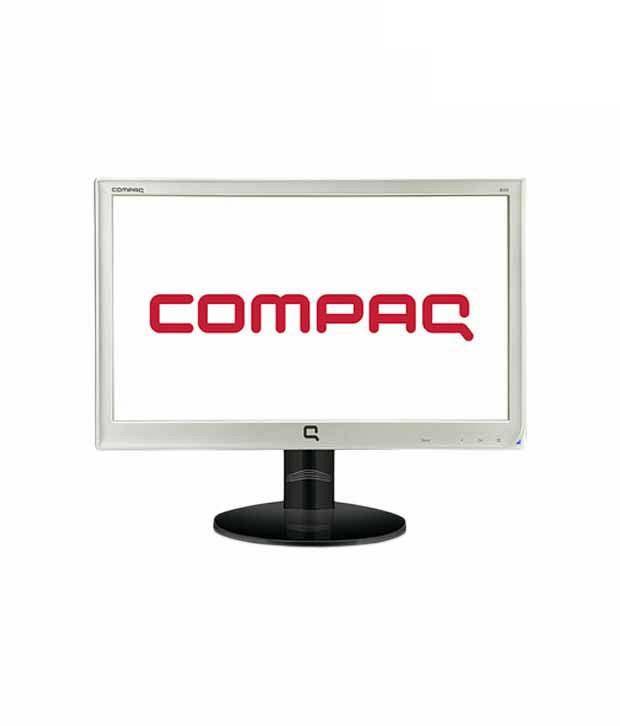 Compaq R191 LED Backlit LCD Monitor