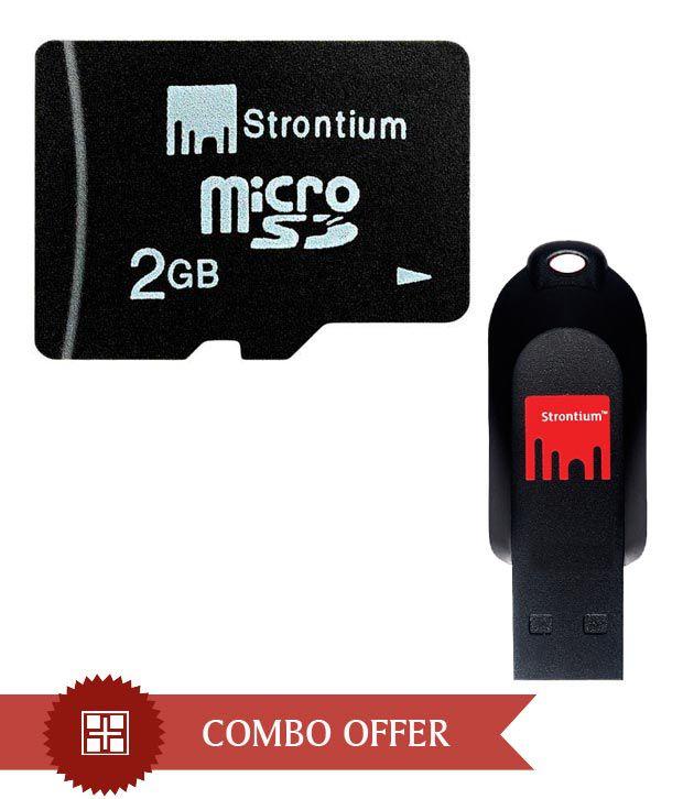 Strontium2GB Pollex USB Drive