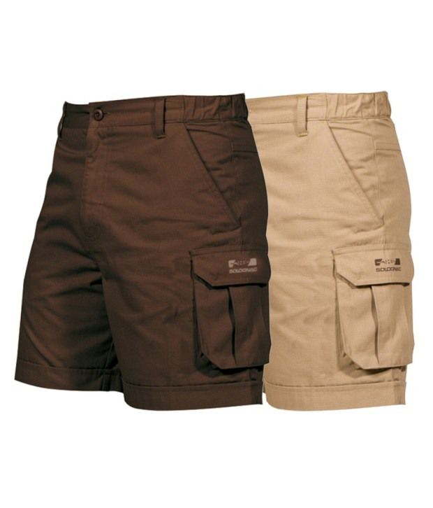 Solognac Outdoors Namib-100-Bermudas Dry Weather 8167409