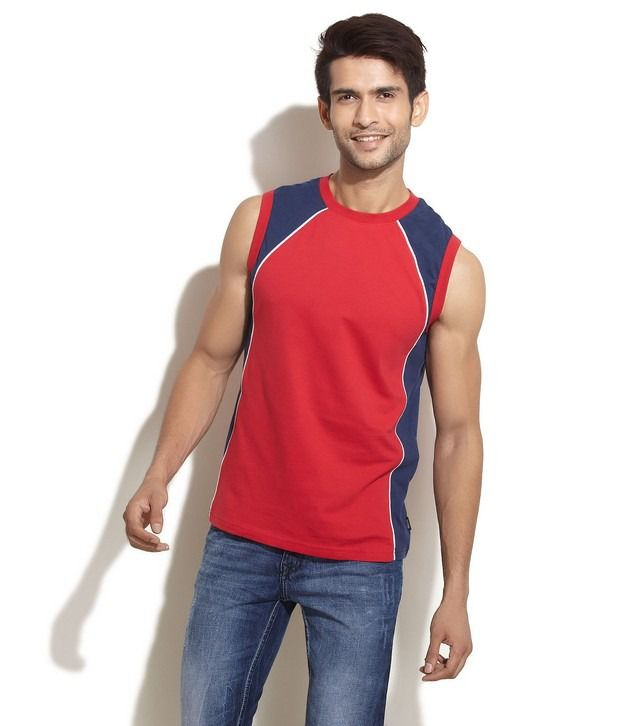 Hanes Red T-Shirt