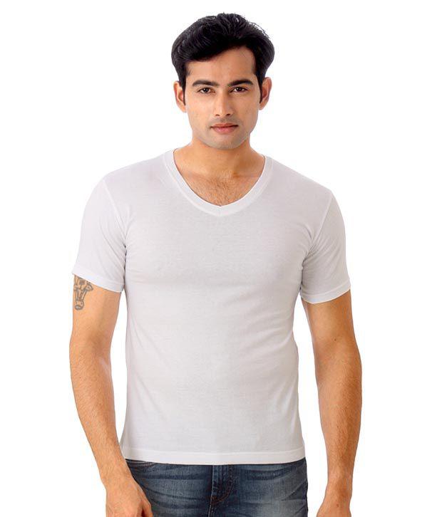 Street Junkies White T-Shirt