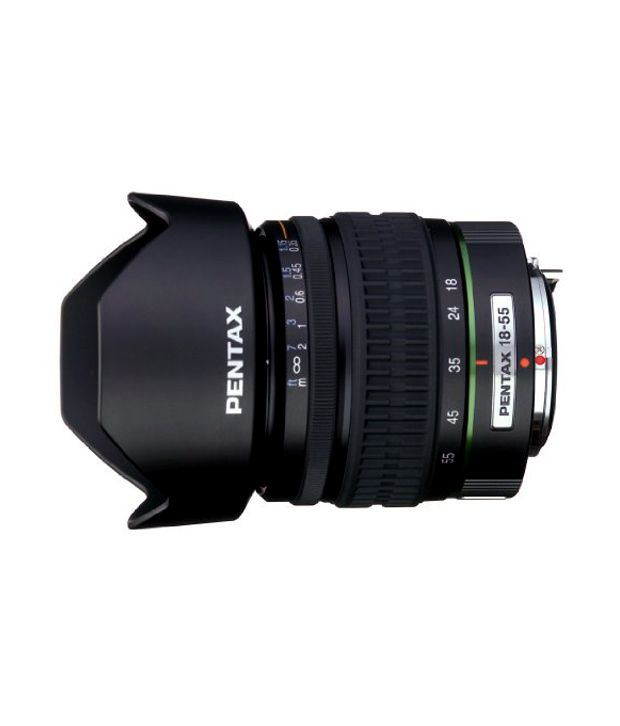 Pentax DA 18-55 mm f/3.5-5.6 AL  Lens for Pentax and Samsung  Digital SLR Cameras