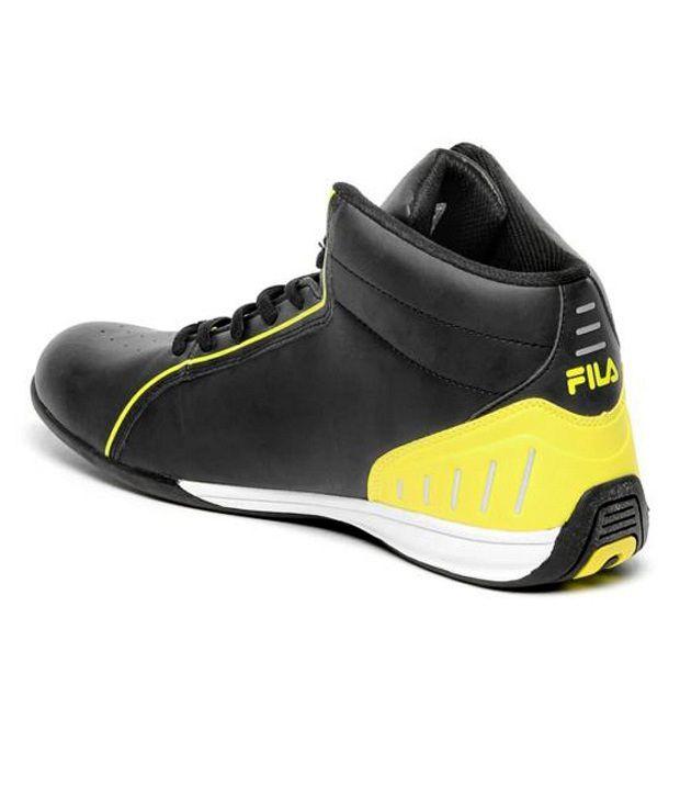 Fila Isonzo Basketball Shoes