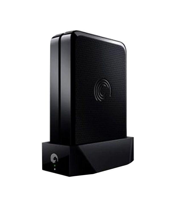 Seagate Go Flex Home NAS 2TB Hard Drive