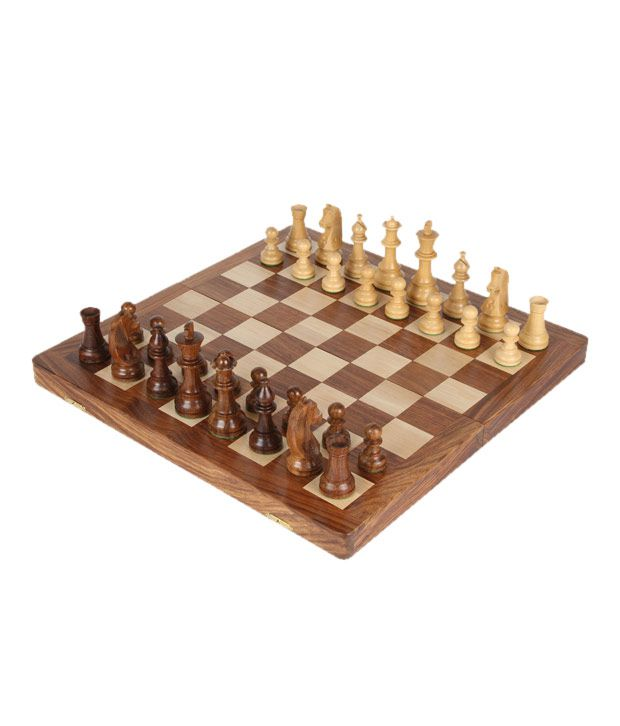 Chess n Craft Tournament Chess 16 Inch