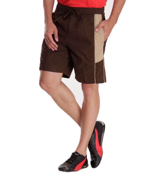 Fort Collins Brown Men's Bermuda Shorts