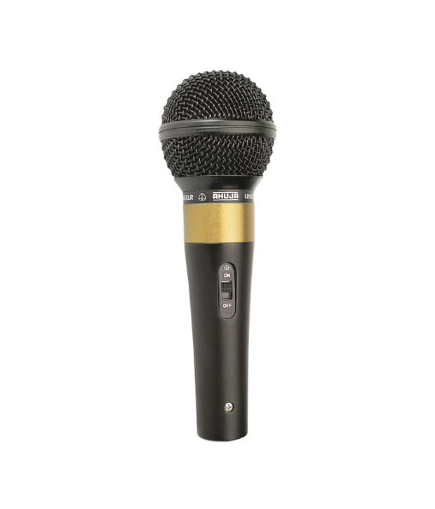 how to get stuck xlr out of microphone