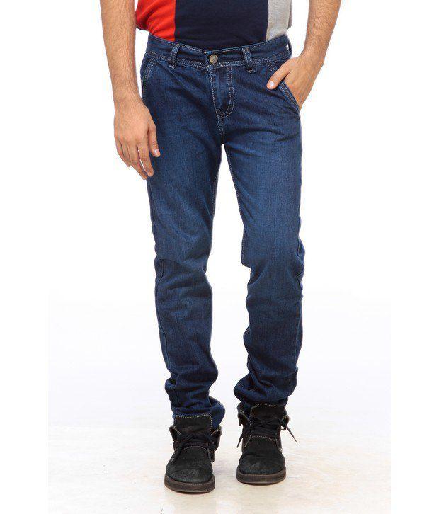 NX Cool Blue Basic  Jeans