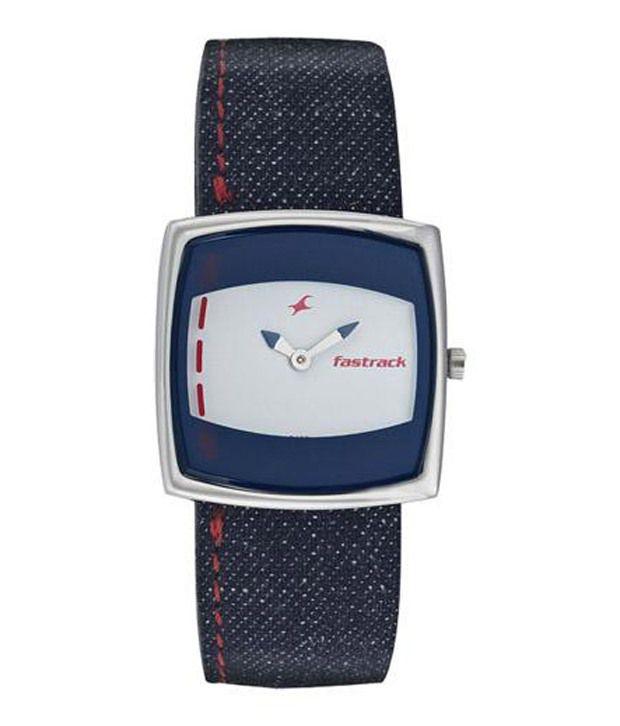 Fastrack Denim N6013SL03 Womenu0026#39;s Watch Price In India Buy Fastrack Denim N6013SL03 Womenu0026#39;s ...