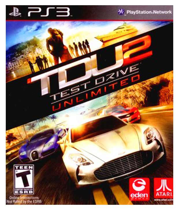 Buy Test Drive Unlimited 2 PS3 Online At Best Price In