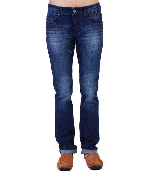 Yepme Harley Indigo Blue Jeans