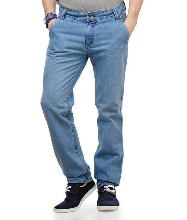 Yepme Raven Light Blue Wash Denim