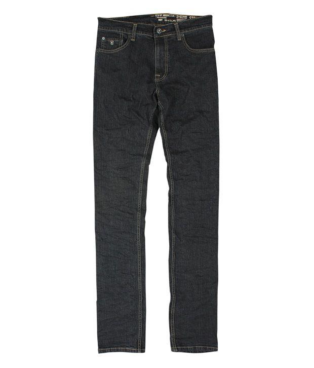 Killer Black Jeans