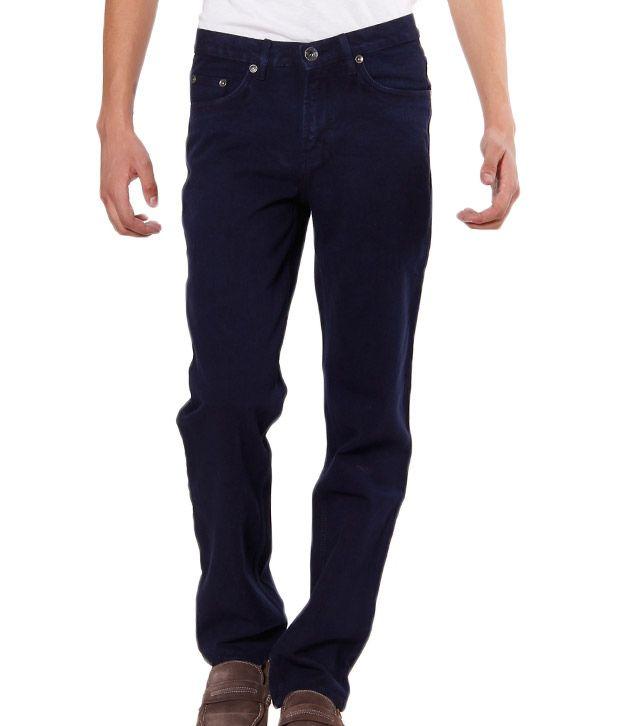 TNG Tide Blue Basics Slim Fit Jeans