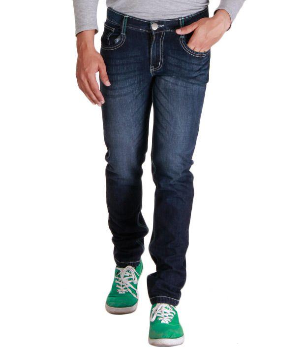 Alano Classy Blue Jeans