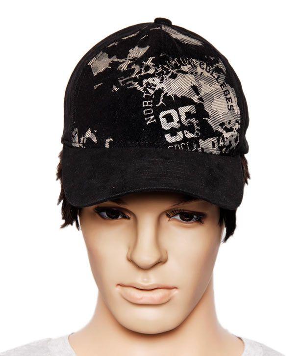 Reebok Fashionable Black Cap