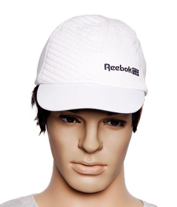 Reebok Classic White Cap