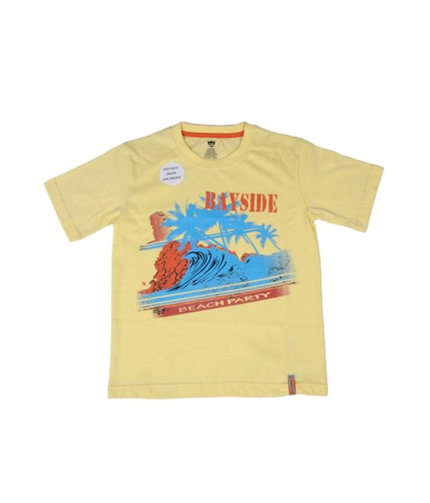 612 ivy league yellow bayside t shirt for kids buy 612 for Yellow t shirt for kids