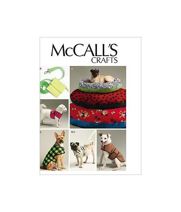 Mccall S Dog Bed Pattern