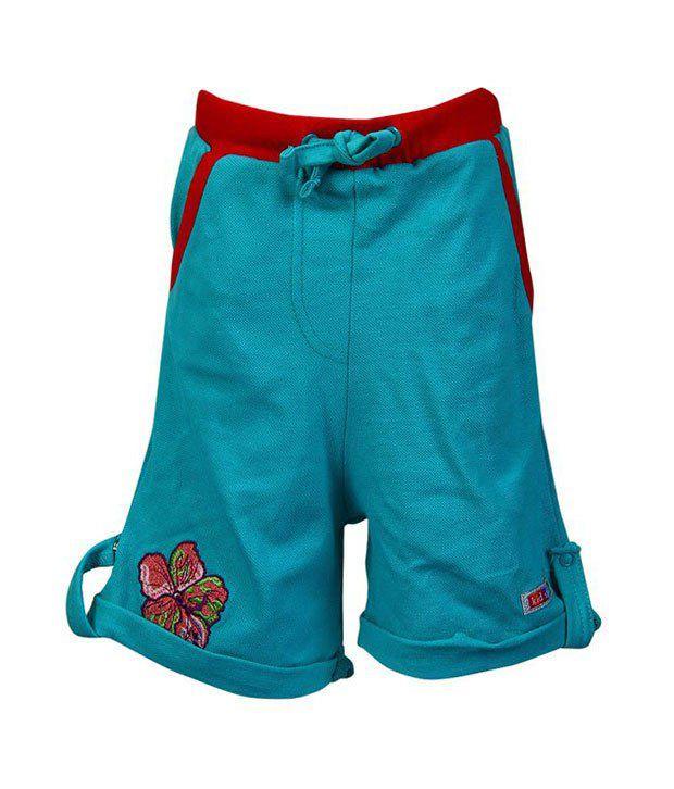 Kidstudio Blue Shorts
