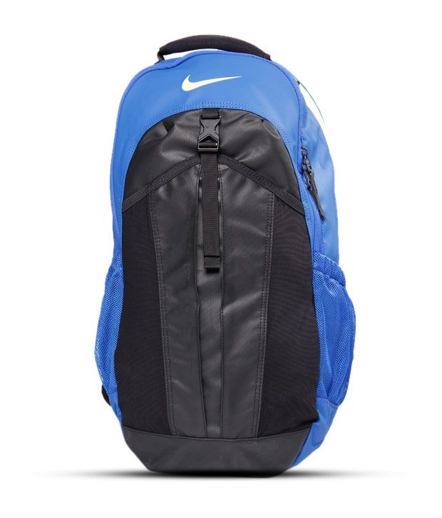 Nike Aqua Blue   Black Backpack - Buy Nike Aqua Blue   Black ... fa297d697d