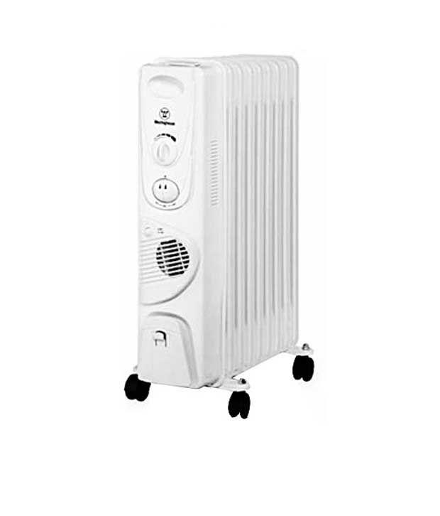 Westinghouse 9fin Eco Series Fan Oil Filled Radiator Buy