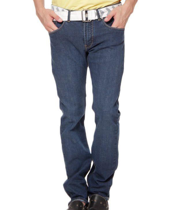 Lithium Stylish Blue Jeans