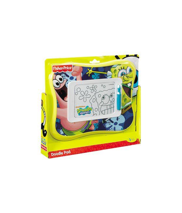 Fisher-Price Sponge Bob Doodle Pad