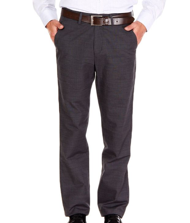 Jogur Dark Grey Trouser