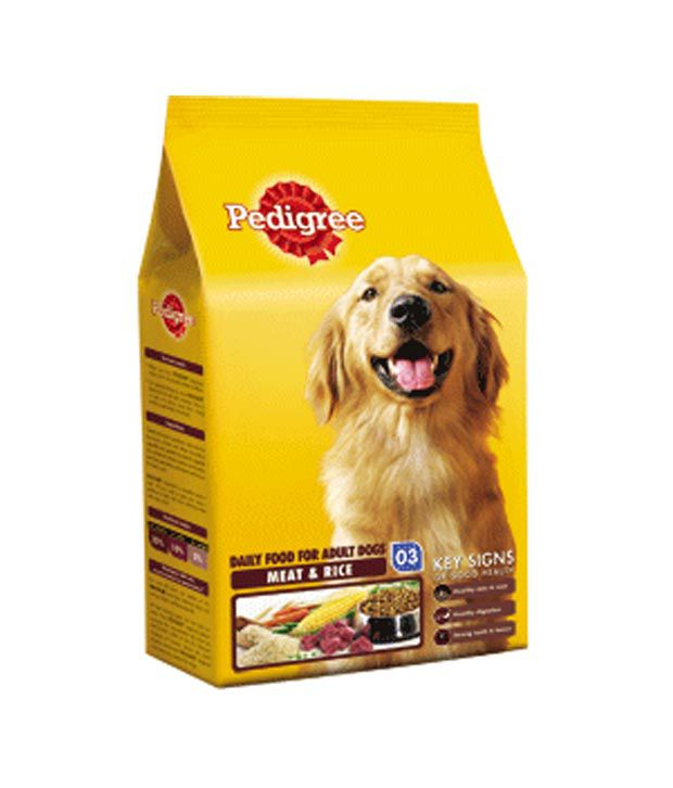 Pedigree Dog Food available at this online pet store is known for its versatility and long shelf-life nature. Dry or kibble dog food is widely served independently. Dry or .