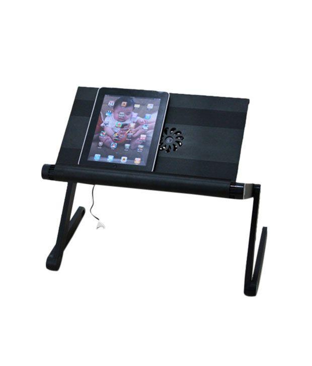 Portronics Comfortable Laptop Table (Desk Cooler)