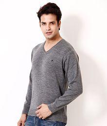Fabtree Grey Sweater