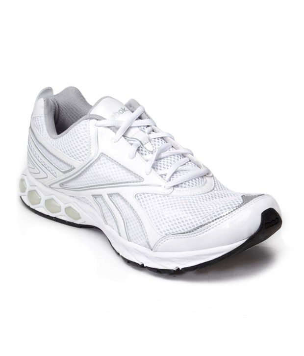 3545c3adb52 Reebok Hexride Factor II White Running Shoes - Buy Reebok Hexride Factor II  White Running Shoes Online at Best Prices in India on Snapdeal