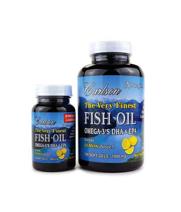 Carlson labs very finest fish oil lemon 1000mg 150 for Carlson fish oil amazon