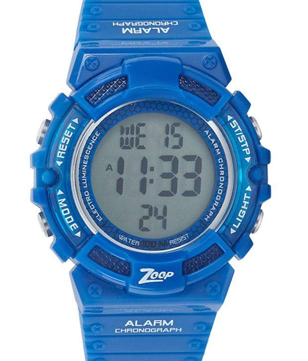 149240f9d99 Zoop C4040PP03 Kid s Watch Price in India  Buy Zoop C4040PP03 Kid s Watch  Online at Snapdeal