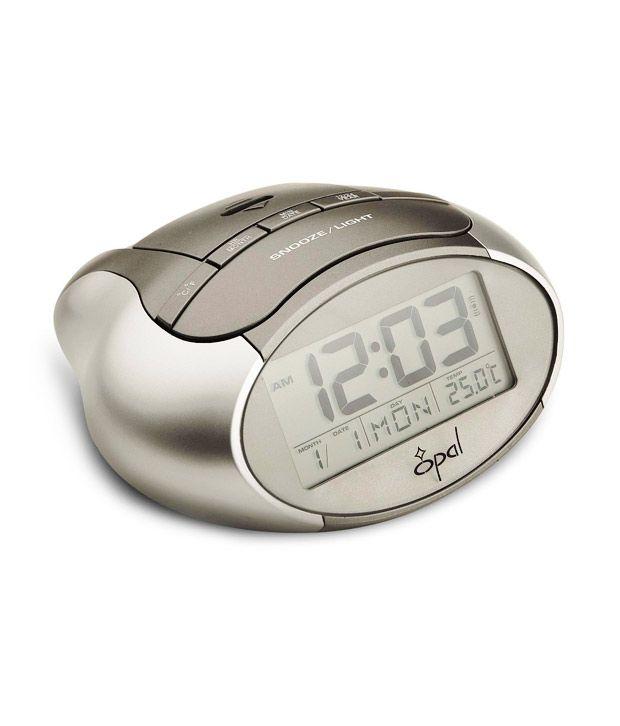 Opal Table Top Digital Clock