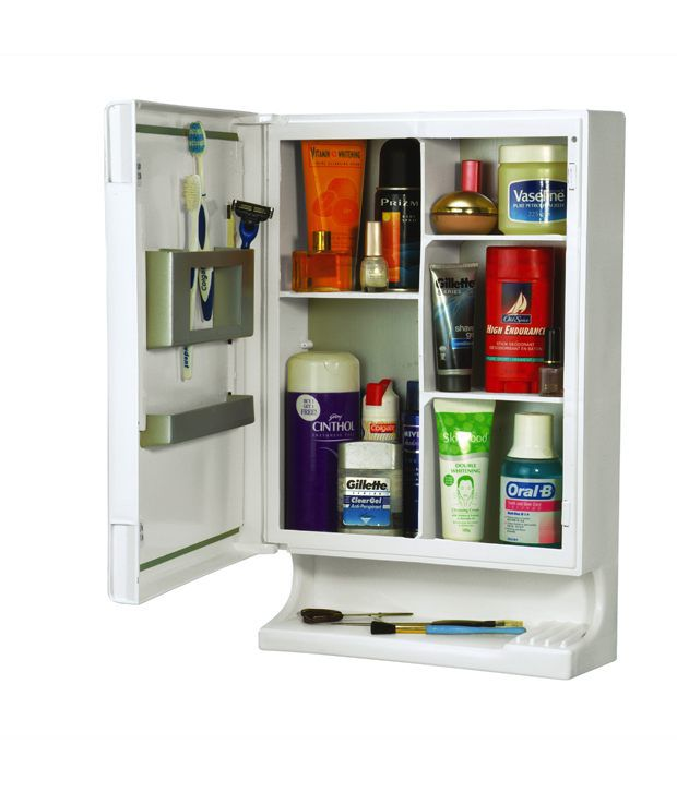 Buy Cipla Plast New Look Multipurpose Cabinet In White