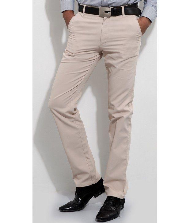 United Polo Club Beige Trousers