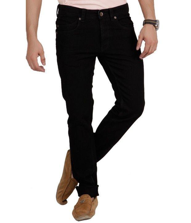 Fcuk Black Basic Jeans