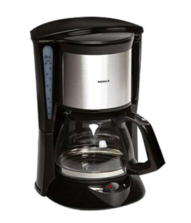 Havells 0.65 Ltr Drip Cafe Coffee Maker Black