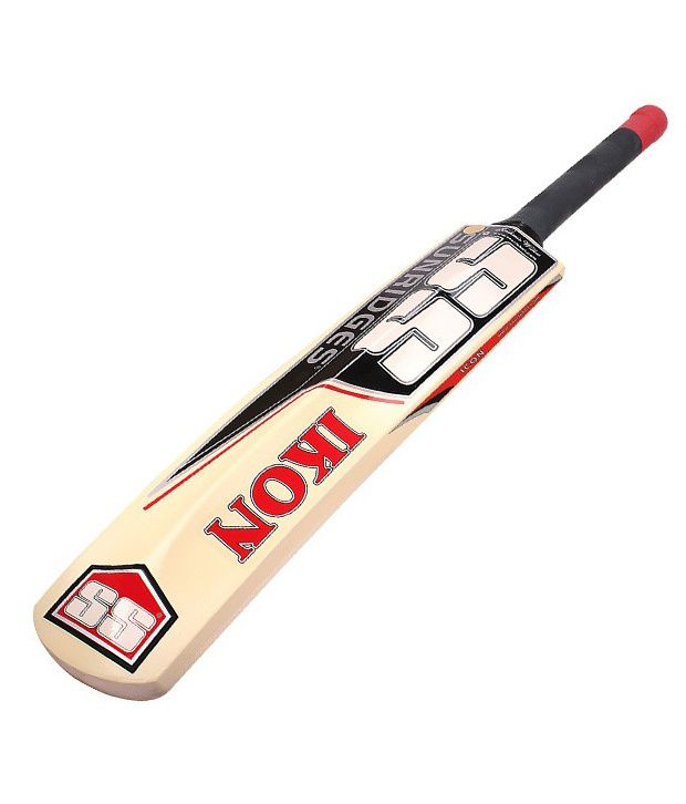 3e8a65044 SS Ikon Kashmir Willow Cricket Bat  Buy Online at Best Price on Snapdeal