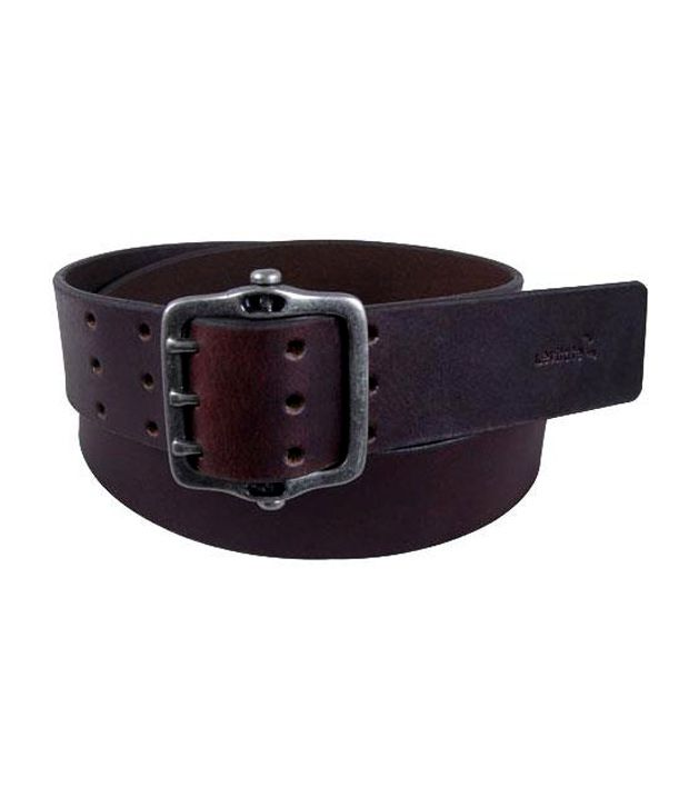 Levitate Belt- Dark Choclate Brown