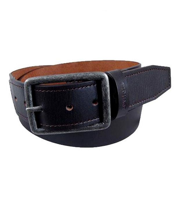 Levitate Casual Belt- Brown