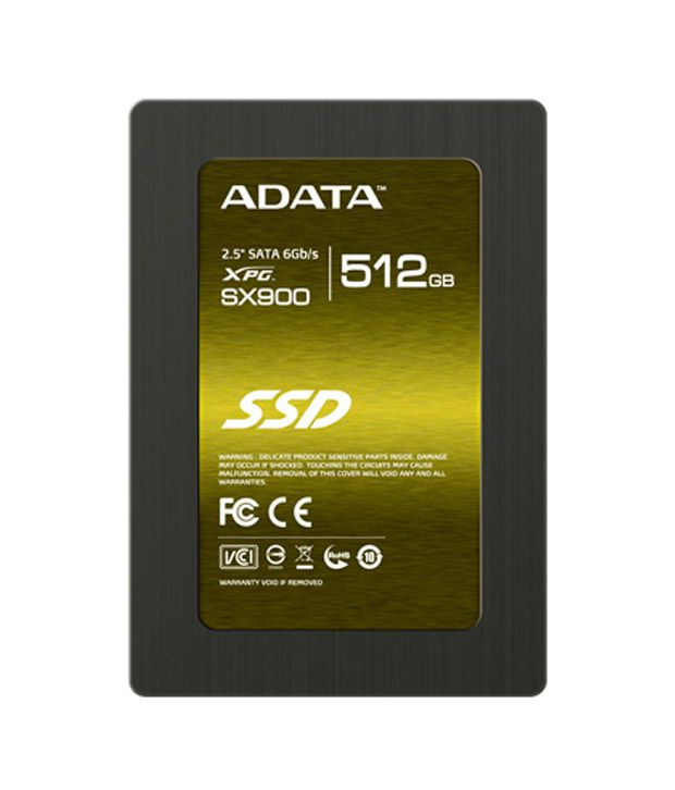 ADATA XPG SX900 512GB SSD(Solid State Drive) Solid State Internal Hard Drive for Desktop, Laptop