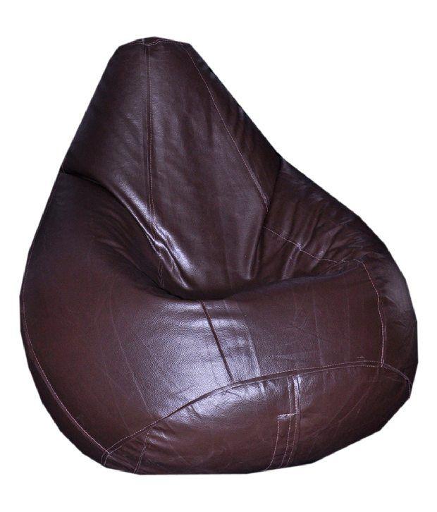 Biggie Bean Bag XXXL Size - Brown