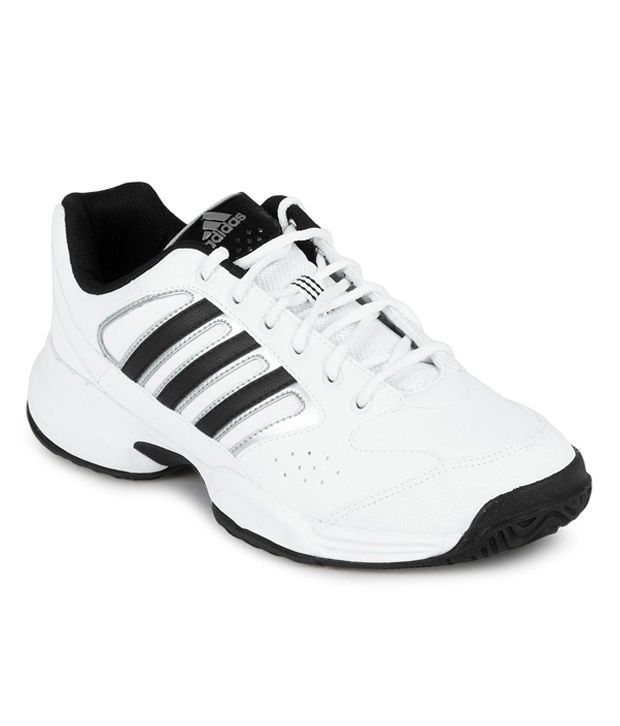 7deb190cb Adidas Ambition Swift White Sports Shoes - Buy Adidas Ambition Swift White Sports  Shoes Online at Best Prices in India on Snapdeal