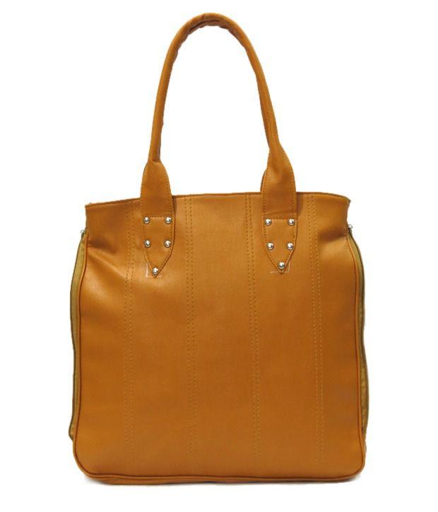 Akriti RM1023 Brown Shoulder Bag