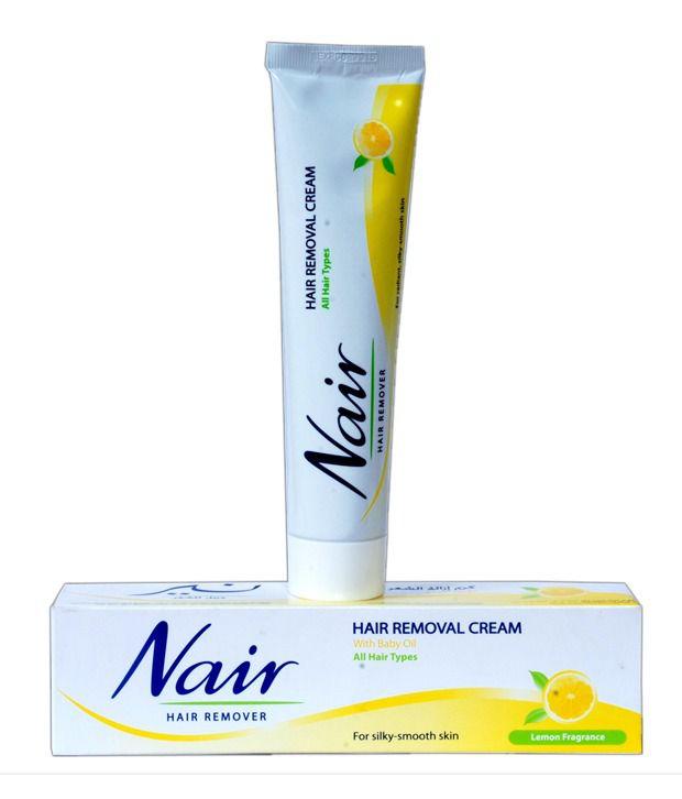 Nair Hair Removal Cream 110ml Lemon Buy Nair Hair Removal Cream